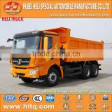 North-Benz 6x4 heavy duty tipper truck 40 tons hot sale for export                                                                         Quality Choice