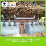 China Puxin Domestic Biogas Septic Tank for Sewage Treatment Plant