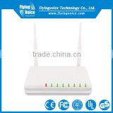 G801 802.11n 300Mbps and 1 fxs port grandstream voip analog gateway compatible