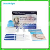 3ml Non Peroxide Dental Tooth Bleaching Gel Best At Home Teeth Whitening Kit Private Logo