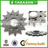 Motorcycle Driven 14T Front High Quality Steel Sprocket AFAM73301 For SXF450 EXC400 Racing