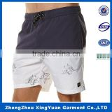Blank board shorts wholesale/mens shorts/floral board shorts