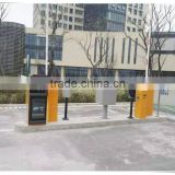 central parking fee collection terminal parking lots management system