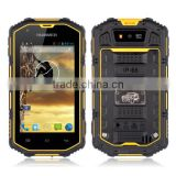 High Quality 4 inch Hummer H5 android 4.2 mtk6572A Dual Core Dual Sim Card 4GB ROM 3G Waterproof Rugged Mobile Phone