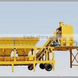 YHZS50(50m3/h) Mobile Cement Plant,Mobile Cement Batch Plant,Mini Mobile Concrete Batching Plants