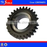 ZF S5-80 Automatic Gearbox Transmission For Bus Main Shaft Gear 1280304051 for sino truck transmission parts