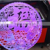 Factory Price!!! Plastic, Wood, MDF, Acrylic, Glass, Stone, Marble CO2 60W/80W/100W Laser cutting machine price