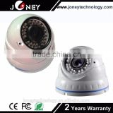 1.0Megapixels CMOS Sensor Secure Eye Cctv IR Dome HD-CVI Camera