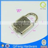 Diary code padlock box safe padlcok with 3 code combination lock code lock for trunk 1381#