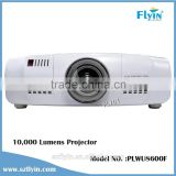Full HD LCD Proyector 1920x1200 pixels 1080p hdmi 3d projectors outdoor use 3D Building Projector