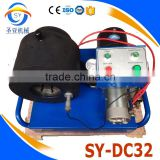 "SY-DC32 Colombia 1/4"" to 2"" 4kw 415v heavy duty large bore high pressure hose crimping machine"