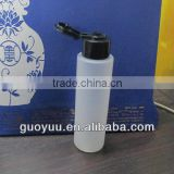 White latex bottle airless vacuum pump empty plastic liquid cosmetics cream (100 ml) empty bottles