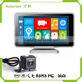 170 degree glass len Dashcam 1080p Car camera Vases factory Android GPS navigation Touch Screen WiFi Rearview CameraA38