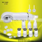 multi-function skin lifting/derma shine/ scrubber water diamond microdermabrasion machine with rf face lifting machine