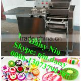 commercial candy stick cutting machine/Embossed sugar rod cutting machine/handmade small round candy cutter machine