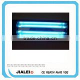 One end 4-pin staight uvc germicidal lamp
