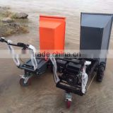 Display Flower cart.Danish Trolley.Gardening Transport Cart, Steel Rolling Trolley Tool cart.Greenhouse Equiment