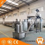 Hot sale 300-500kg/h automatic pet dog food pellet making machine to Build a pet food plant