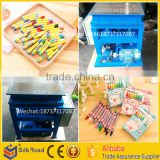colorful wax crayon maker machine / Oil Pastels Making Machine / wax pencil making machine