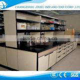 Chemical resistant hpl ;compact laminate for laboratory furniture