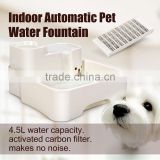 digital automatic dog water bowl water dispenser