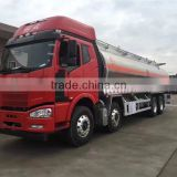 very hot sale 30000 liters to 60000 liters Farm Fuel Trailer with compartments /Petrol Tanker Semitrailer/crude oil