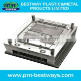 precision customized mould Base Single / Multi PET, PC, PS Plastic Injection mold, Custom Plastic Molding