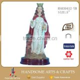 5 Inch Resin Catholic Religious Saint Barbara Statues