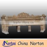Large antique marble benchs NTMF-B018
