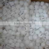 100pcs packing plastic table tennis ball