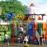 Childrem outdoor playground equipment hight quality multi-function slide CE certificated