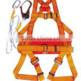 Industrial full body safety belt with CE standard full body harness