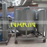 Latest Vegetable Oil Treatment Machine/Oil Recondition Equipment/Edible Oil Refinery Plant
