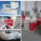 complessed EPS foam block Crusher recycling machine