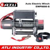 Motor 0.9kw 1.2hp 2000LBS 12V electric hoist winch