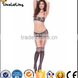 New On Sale Female Lace Bustier with Underwear Cups Sexy Lingerie for Women Plus Size