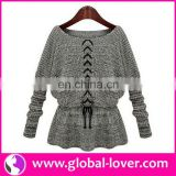 Cheap women pullover brand names sweaters