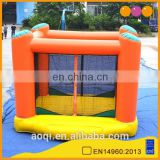 AOQI new design inflatable cube moonwalks for kids