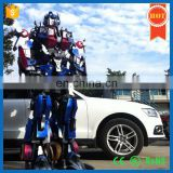 Hot superhero halloween carnival optimus prime and bumblebee costume