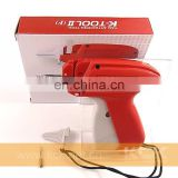 Plastic red tag gun , Socks Price tagging gun