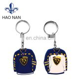 Custom Multi Silicone Key Ring For Christmas Festival Gift