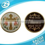 High Quality Hand Made Custom Religious Medal