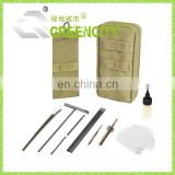 New Dsign Multifunction Utility Army Gun Cleaning Kit Bag
