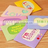 paper craft greetings cards handmade decoration greeting card creative bulk greeting cards