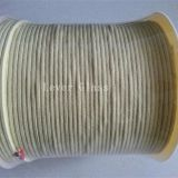 5.5 x5.5mm Kevlar Aramid Ropes for Glass Tempering Furnace