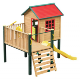 Shangri La Cubby Play Set