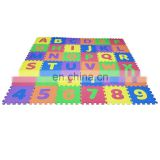 Melors EVA Mat Educational Alphabets And Number Puzzle Mat