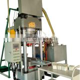 Overseas installation salt licking block press machine mineral salt brick making equipment