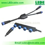 LED Area and Roadway Lights Project Cable Harness Solution