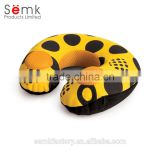 Fashionable cheap portable bluetooth wireless amplifier pillow speaker
